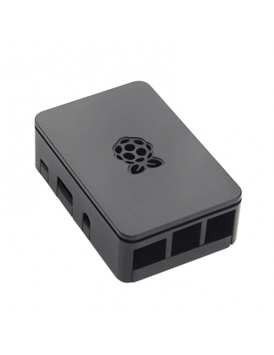 Boitiers - Boitier ABS noir Raspberry Pi 3 - 2