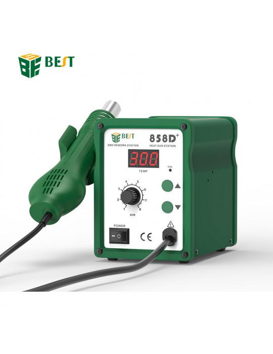 Outillage - Station à air chaud BEST 858D+ - 650W - 100 à 500°C - 1