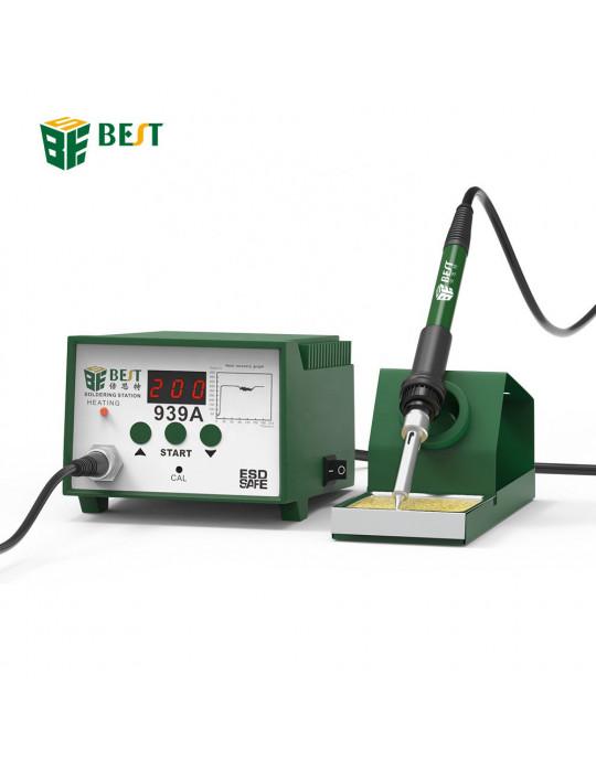 Outillage - Station à souder BEST 939D - 6W - 100 à 480°C - 1