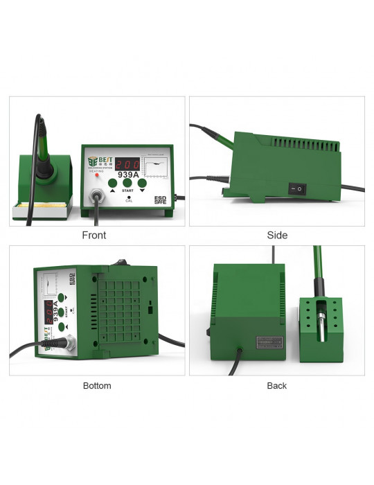 Outillage - Station à souder BEST 939D - 6W - 100 à 480°C - 3