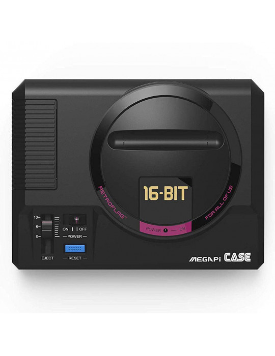 Gaming - Rétro / DIY - Boitier MegaPi Case pour Raspberry Pi 3 - 2