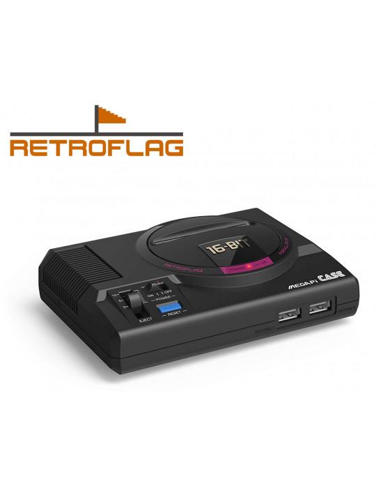 Gaming - Rétro / DIY - Boitier MegaPi Case pour Raspberry Pi 3 - 1