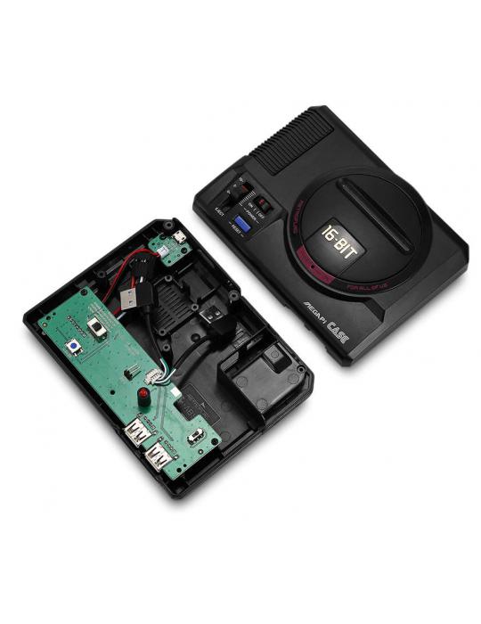 Gaming - Rétro / DIY - Boitier MegaPi Case pour Raspberry Pi 3 - 6