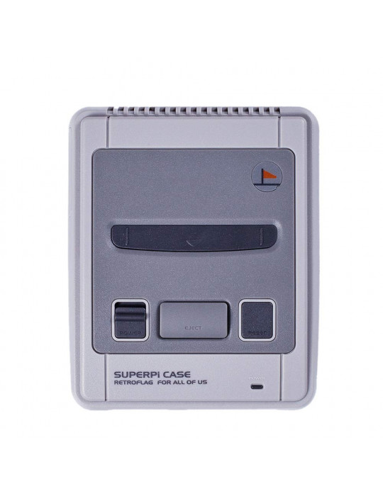Gaming - Rétro / DIY - Boitier SuperPi Case pour Rasberry Pi 3 - 4