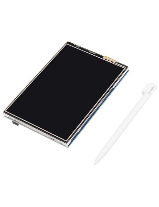 """Modules nanos-PC - Ecran TFT 3.5"""" + Stylet pour Raspberry Pi - 2"""