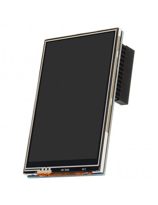 """Modules nanos-PC - Ecran TFT 3.5"""" + Stylet pour Raspberry Pi - 4"""