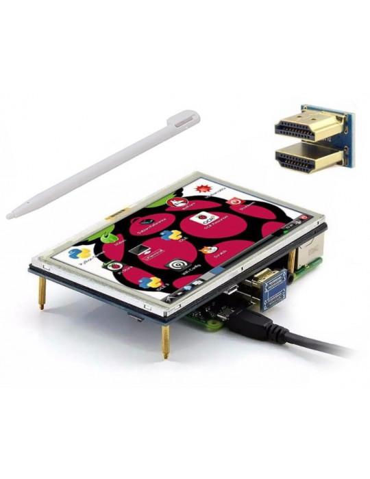 """Modules nanos-PC - Ecran LCD IPS 5"""" pour Raspberry Pi - 2"""