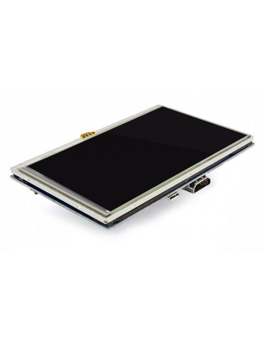 """Modules nanos-PC - Ecran LCD IPS 5"""" pour Raspberry Pi - 3"""
