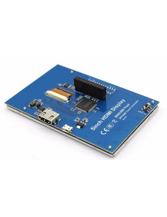 """Modules nanos-PC - Ecran LCD IPS 5"""" pour Raspberry Pi - 4"""
