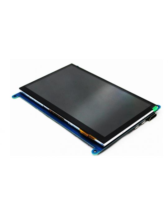 """Modules nanos-PC - Ecran LCD 7"""" Haute Résolution pour Raspberry Pi - Tactile HDMI - 2"""