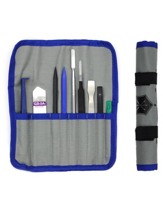 Set tournevis de précision - Set d'outils de réparation démontage smartphone/tablette - 2