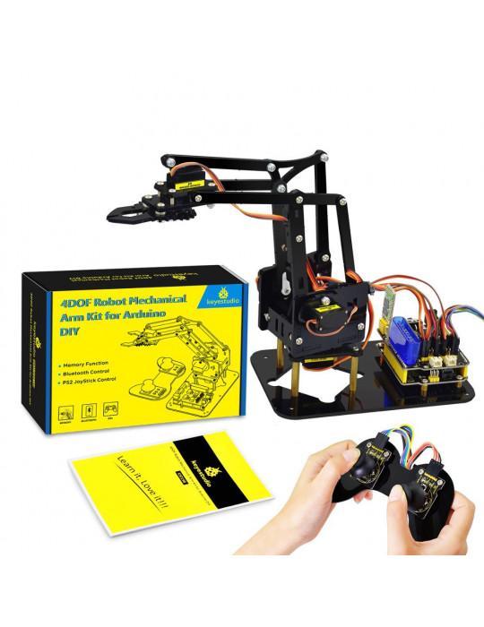 Robotique - Kit bras robotisé complet - Éducatif et loisir - 2