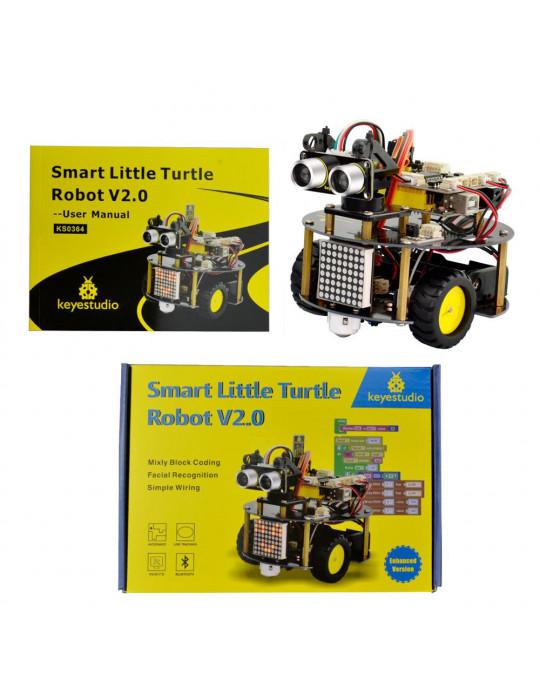 "Kits DIY - Kit voiture intelligente ""Smart Little Turtle"" - 3"