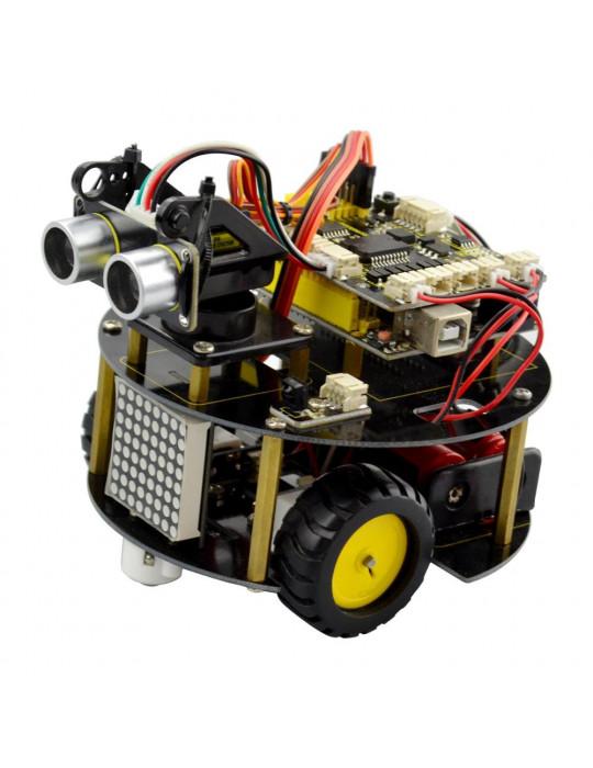 "Kits DIY - Kit voiture intelligente ""Smart Little Turtle"" - 1"