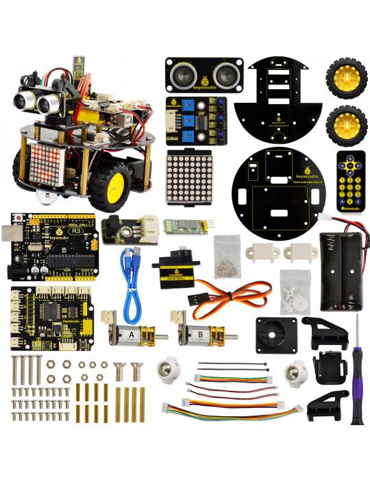 "Kits DIY - Kit voiture intelligente ""Smart Little Turtle"" - 4"