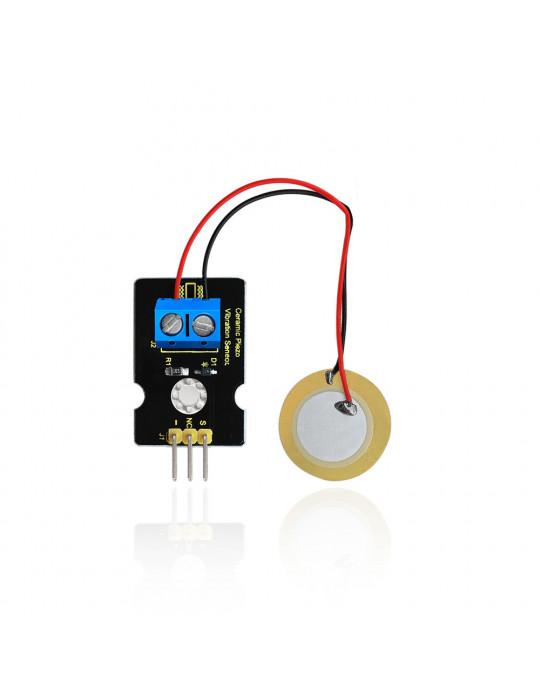 Capteurs - Capteur de vibrations piézoélectrique pour Arduino - 2