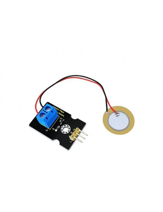 Capteurs - Capteur de vibrations piézoélectrique pour Arduino - 1