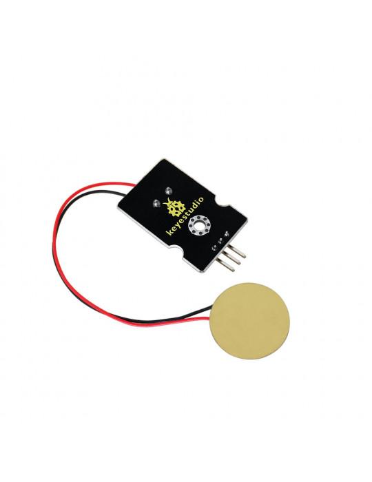 Capteurs - Capteur de vibrations piézoélectrique pour Arduino - 3