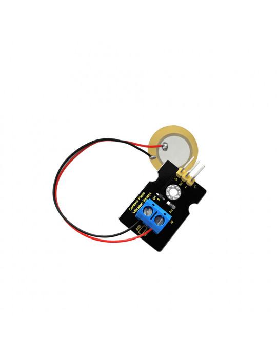Capteurs - Capteur de vibrations piézoélectrique pour Arduino - 4