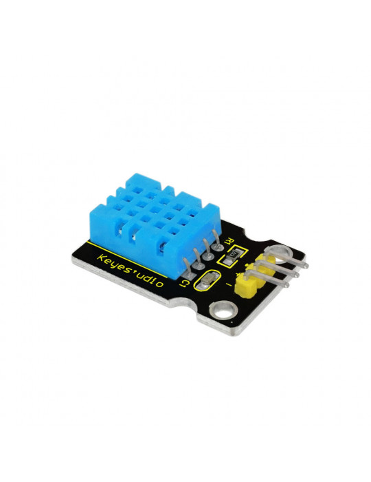 Capteurs - Capteur d'humidité et de température DHT11 pour Arduino - 1