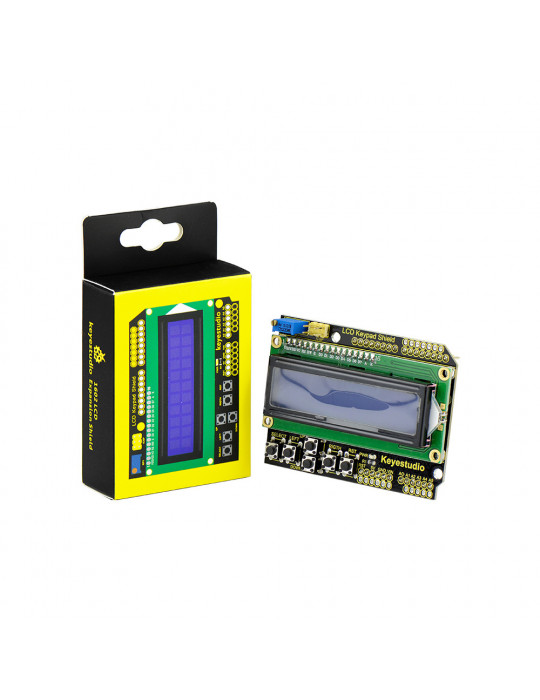 Autres - Carte d'extension écran LCD pour Arduino - 1