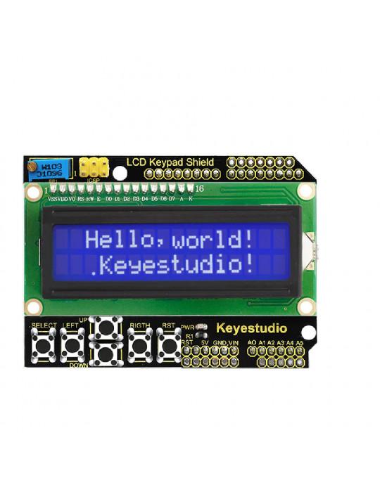 Autres - Carte d'extension écran LCD pour Arduino - 3