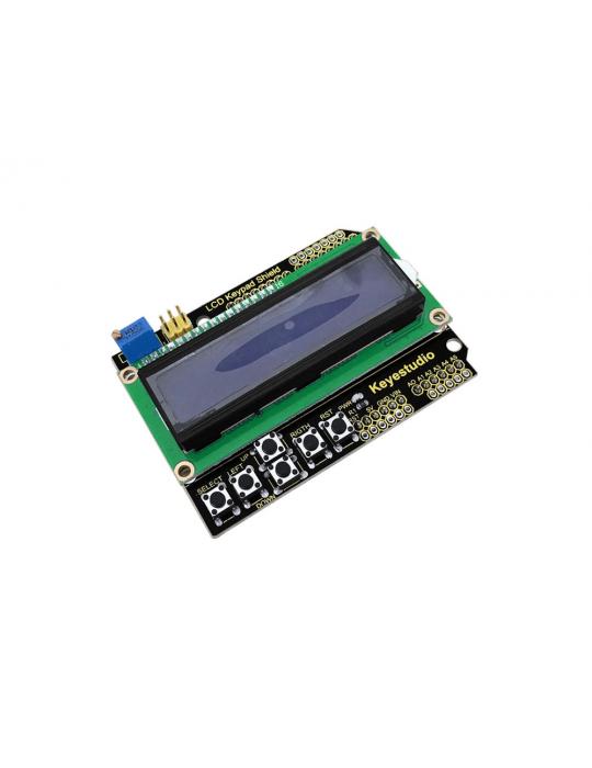 Autres - Carte d'extension écran LCD pour Arduino - 2