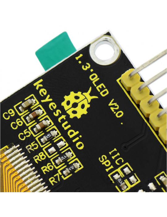 Modules Arduino - Ecran OLED pour Arduino - 4