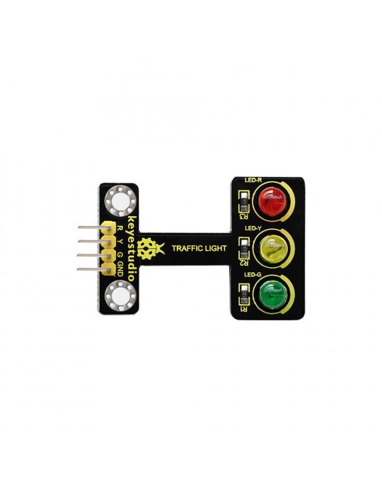 Modules Arduino - Module feu tricolore LED pour Arduino - 2