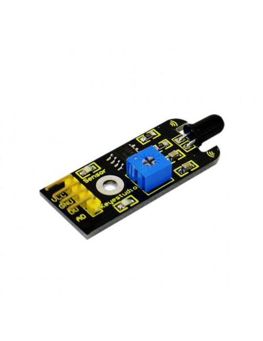 Capteurs - Détecteur optique de flamme pour Arduino - 1