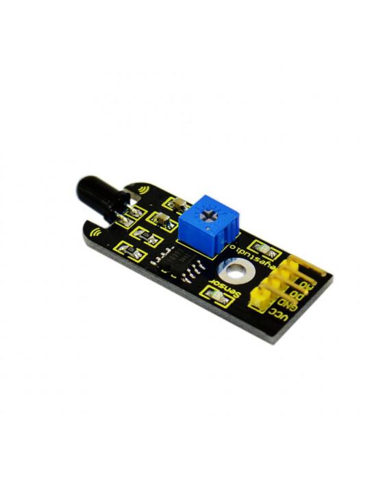 Capteurs - Détecteur optique de flamme pour Arduino - 3