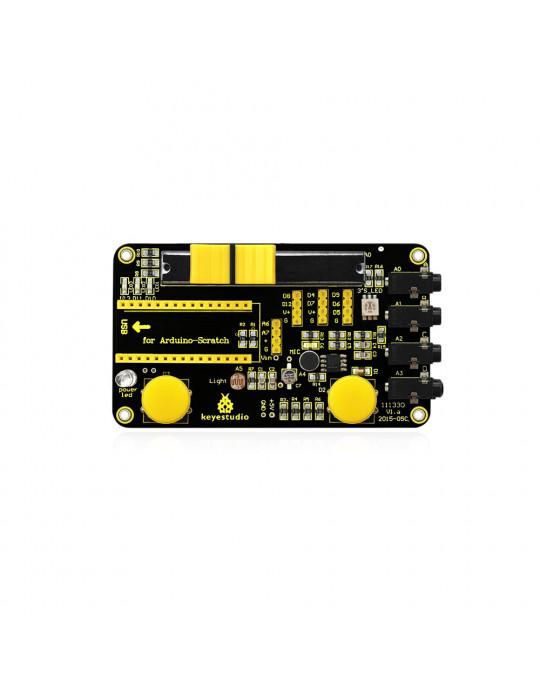 Modules Arduino - Shield de contrôles pour Arduino Nano - 2
