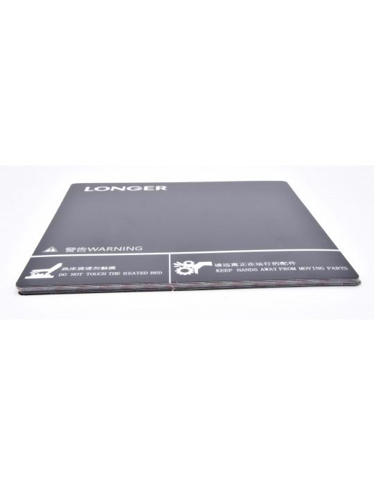 BuildTacks - BuildTack Alfawise U30/LK2 original noir - 2