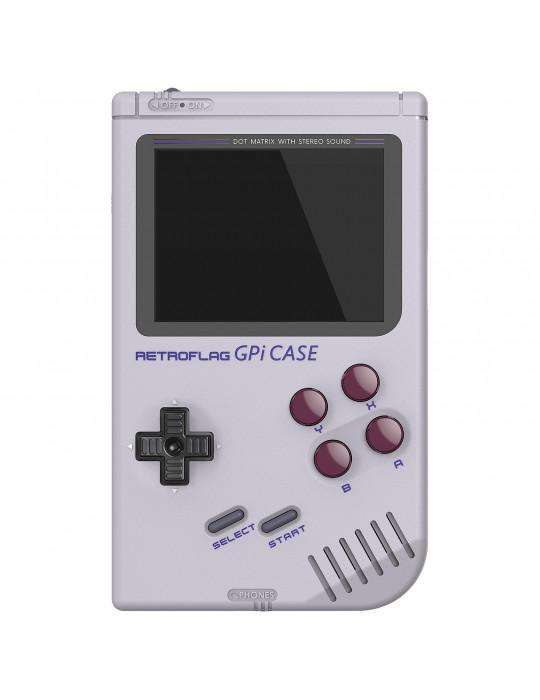 Kit rétro-consoles - GPi Case kit complet originale GameBoy - Raspberry Pi Zero - 2