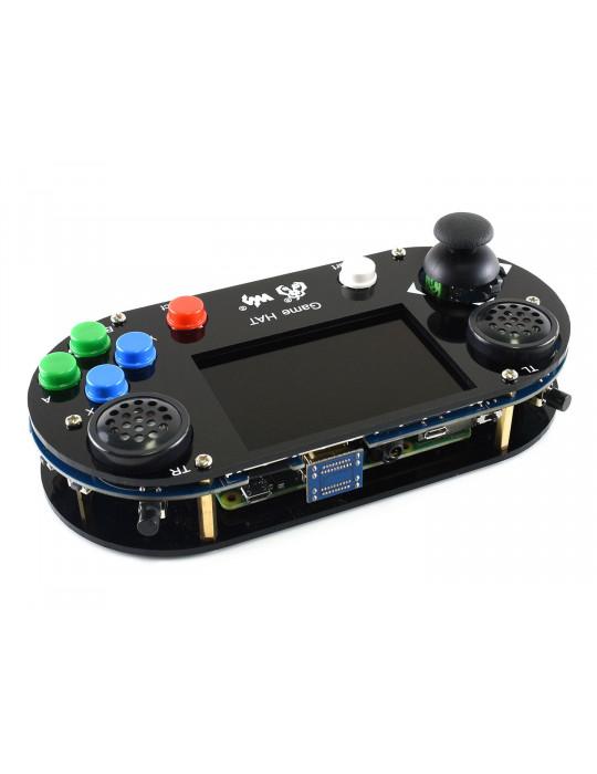 Modules nanos-PC - Kit console portable Game HAT pour Raspberri PI - 2