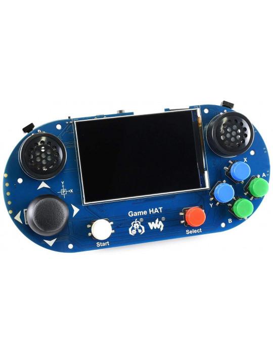 Modules nanos-PC - Kit console portable Game HAT pour Raspberri PI - 5