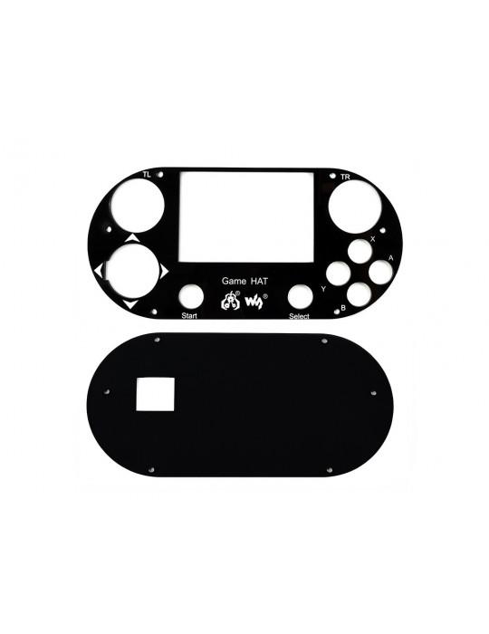 Modules nanos-PC - Kit console portable Game HAT pour Raspberri PI - 4