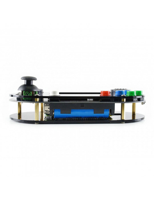 Modules nanos-PC - Kit console portable Game HAT pour Raspberri PI - 3