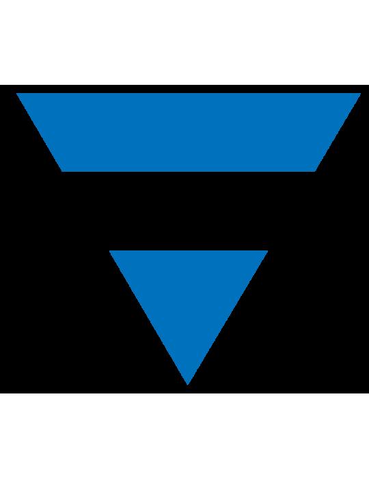 Compo(Z)sants - Résistance 1Kohms VISHAY métal 0.4W-1% THT (lot) - 1