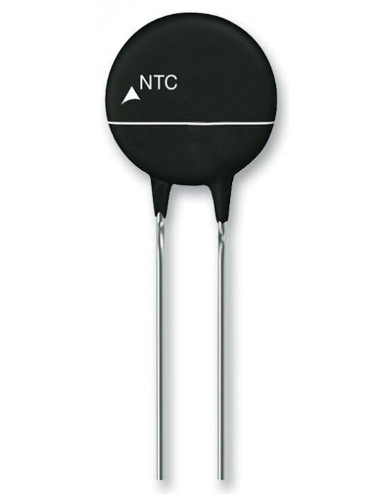 Compo(Z)sants - Thermistance de protection EPCOS ICL CTN (type 5D-15), 5 ohms, Série B57238S0 - 4