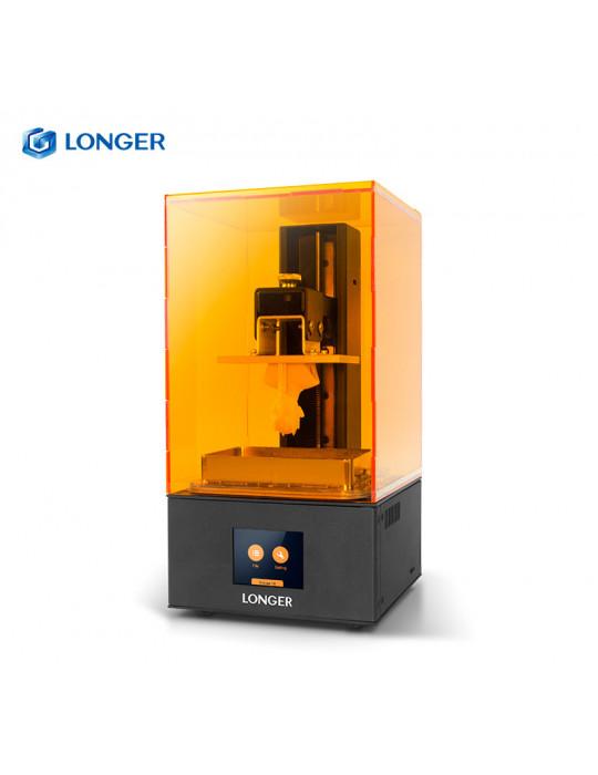 SLA, LCD - Imprimante 3D Longer3D Orange 30 - LCD 2K - 120x68x170mm à résine haute précision HD - 2