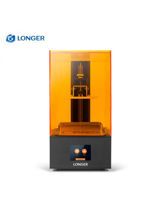 SLA, LCD - Imprimante 3D Longer3D Orange 30 - LCD 2K - 120x68x170mm à résine haute précision HD - 5