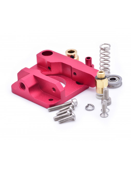 Extrudeurs - Extrudeur MK8 V4 anti-blocage filament (droit) - 1
