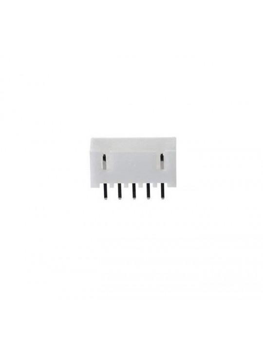 Connecteurs - Connecteur JST-HX 5 broches mâle droit - lot de 10 - 1