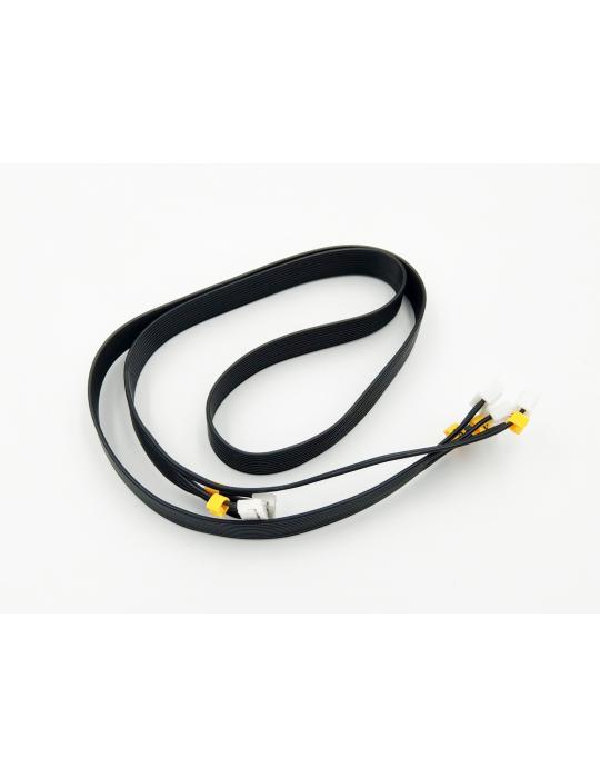 Connectique - Creality Ligne complète pour axe X&E - Câbles moteurs + câbles Endstop Ender 3 - 1