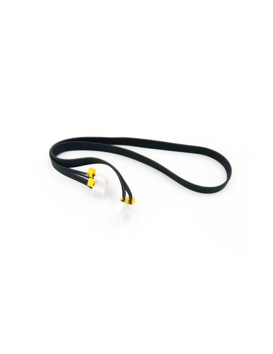 Connectique - Creality Ligne complète pour axe Y - Câble moteur + câble Endstop Ender 3 - 1