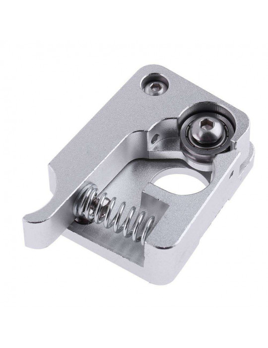 Extrudeurs - Extrudeur MK10 en aluminium pour filament 1.75mm (montage à gauche) - 1