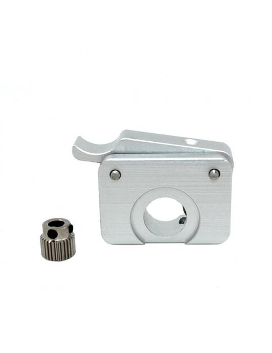 Extrudeurs - Extrudeur MK10 en aluminium pour filament 1.75mm (montage à droite) - 4