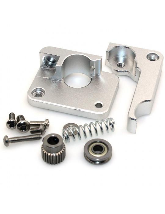 Extrudeurs - Extrudeur MK10 en aluminium pour filament 1.75mm (montage à droite) - 5