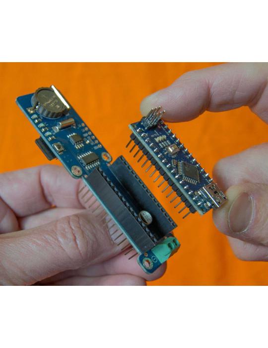 Connecteurs - Connecteur DuPont 4 broches mâle droit - lot de 10 - 2